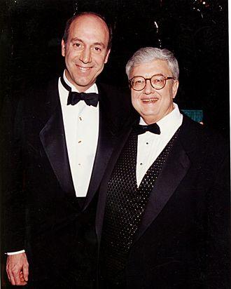 Gene Siskel and Roger Ebert (Photo by Jeff Kravitz/FilmMagic)