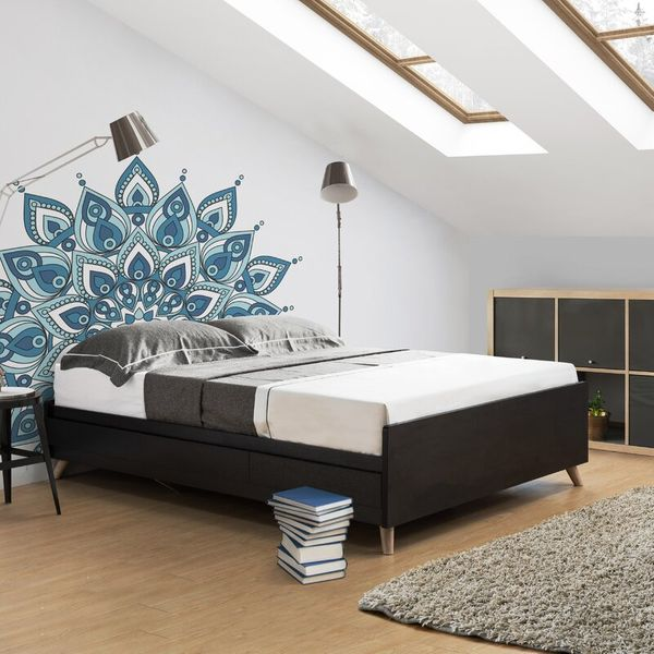 Brayden Studio Urick Low Profile Storage Platform Bed