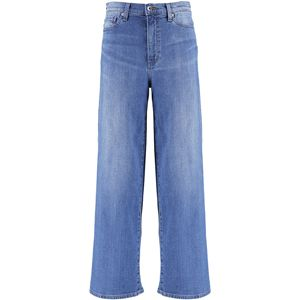 High Rise Wide Fit Jeans
