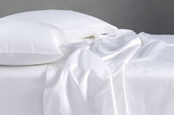 500 Thread Count Supima Sateen King Duvet Cover
