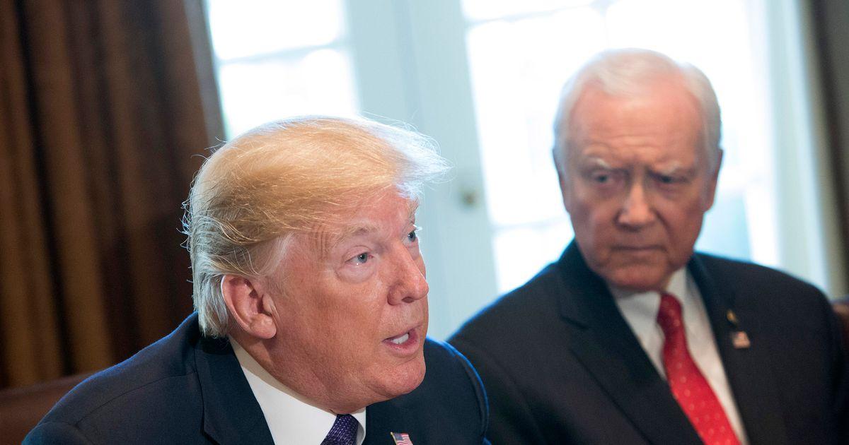 'I Don't Care': GOP Sens Dismiss Allegations Against Trump