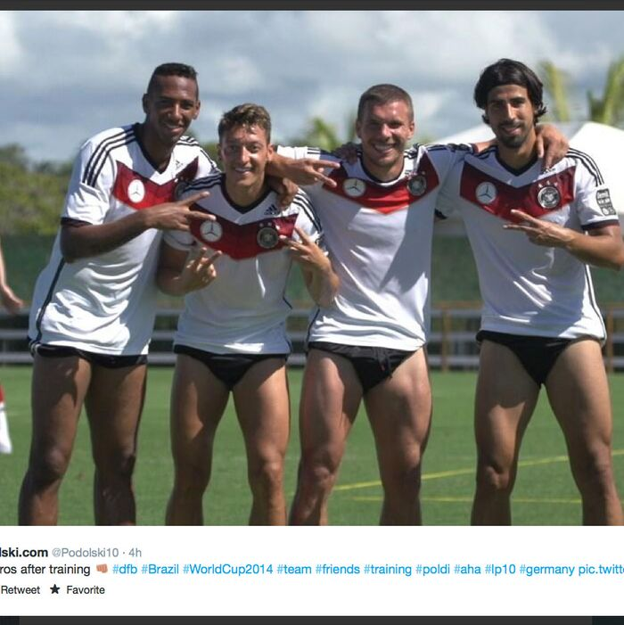 Why do rugby players wear such short shorts?