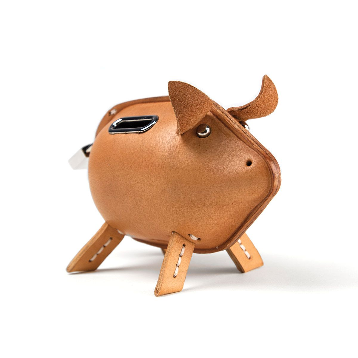 Leather Piggy Bank 40 Gifts For Kids The Cut