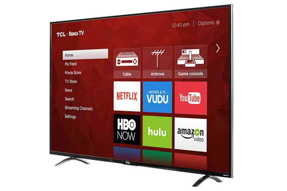 TCL P-Series 55-inch TV