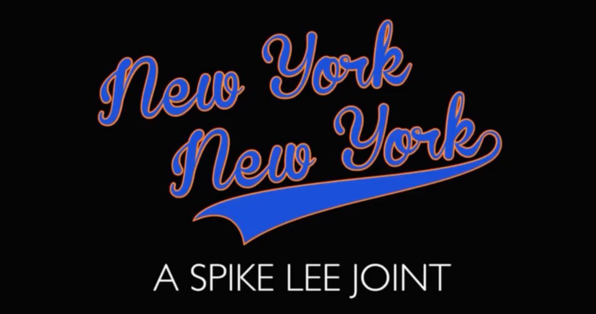 Spike Lee Instagrams Short Film Dedicated to New York City