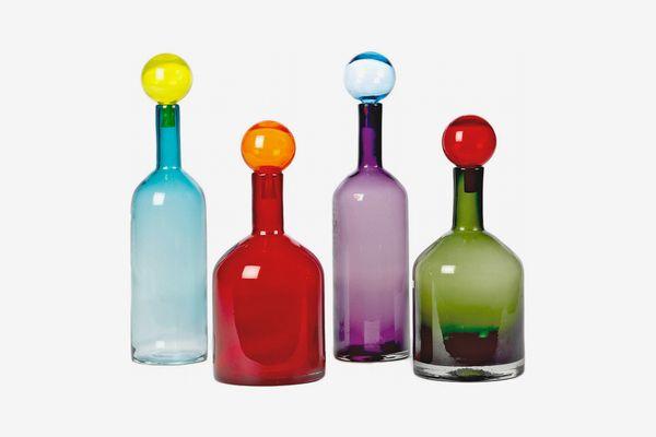 Pols Potten Bubbles & Bottles, Set of 4