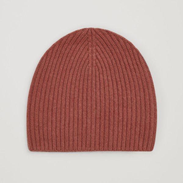 COS Cashmere Round Hat