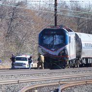 Two Reported Dead After Amtrak Train Derails Near Philadelphia