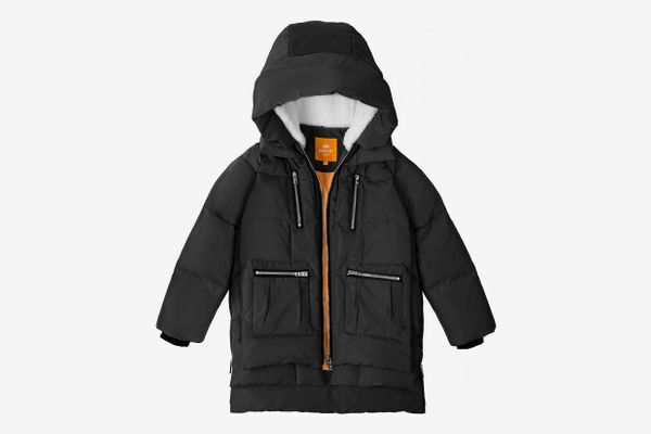 Orolay Children Hooded Down Coat Girls Quilted Puffer Jacket
