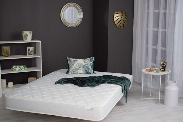 Starlight Beds - Double Memory Foam Mattress (190x135x18cm)