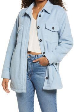 Thread & Supply Shirt Jacket