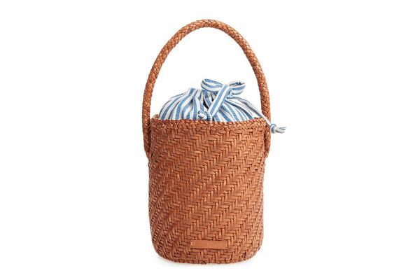 Loeffler Randall basket bag