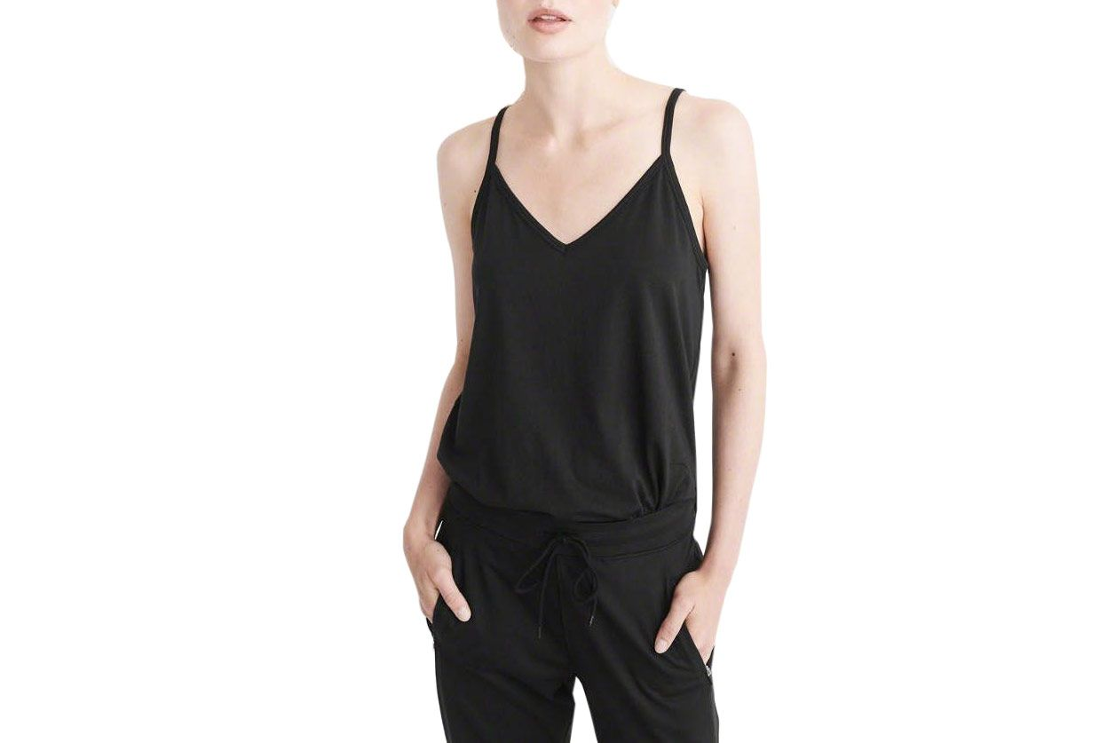 Abercrombie & Fitch Criss-Cross Tank