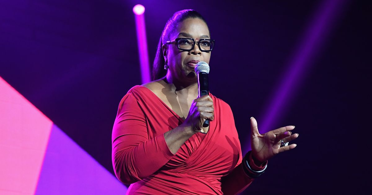 Watch Oprah's Inspirational Advice for Women of Color: Count the Trees