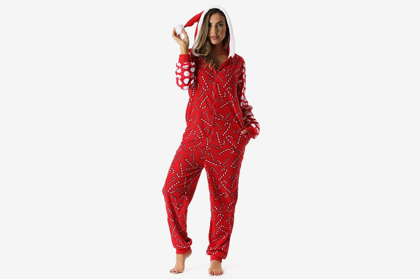 #followme Adult Christmas Onesie for Women