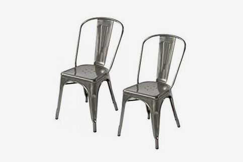 Cronan Industrial Chic Xavier Pauchard Tolix Style Dining Chair
