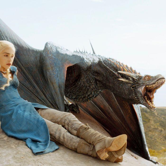 Emilia Clarke. photo: HBO