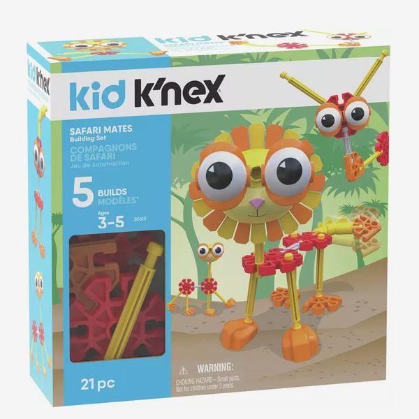 K'NEX Kids Safari Mates