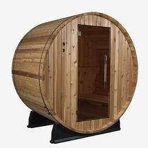 Almost Heaven Saunas Salem Salem Cedar 2 Person Traditional Steam Sauna
