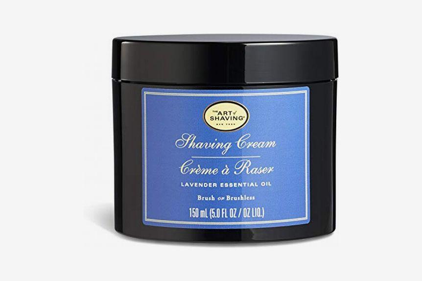 The Art of Shaving Shaving Cream, Lavender, 5 oz.