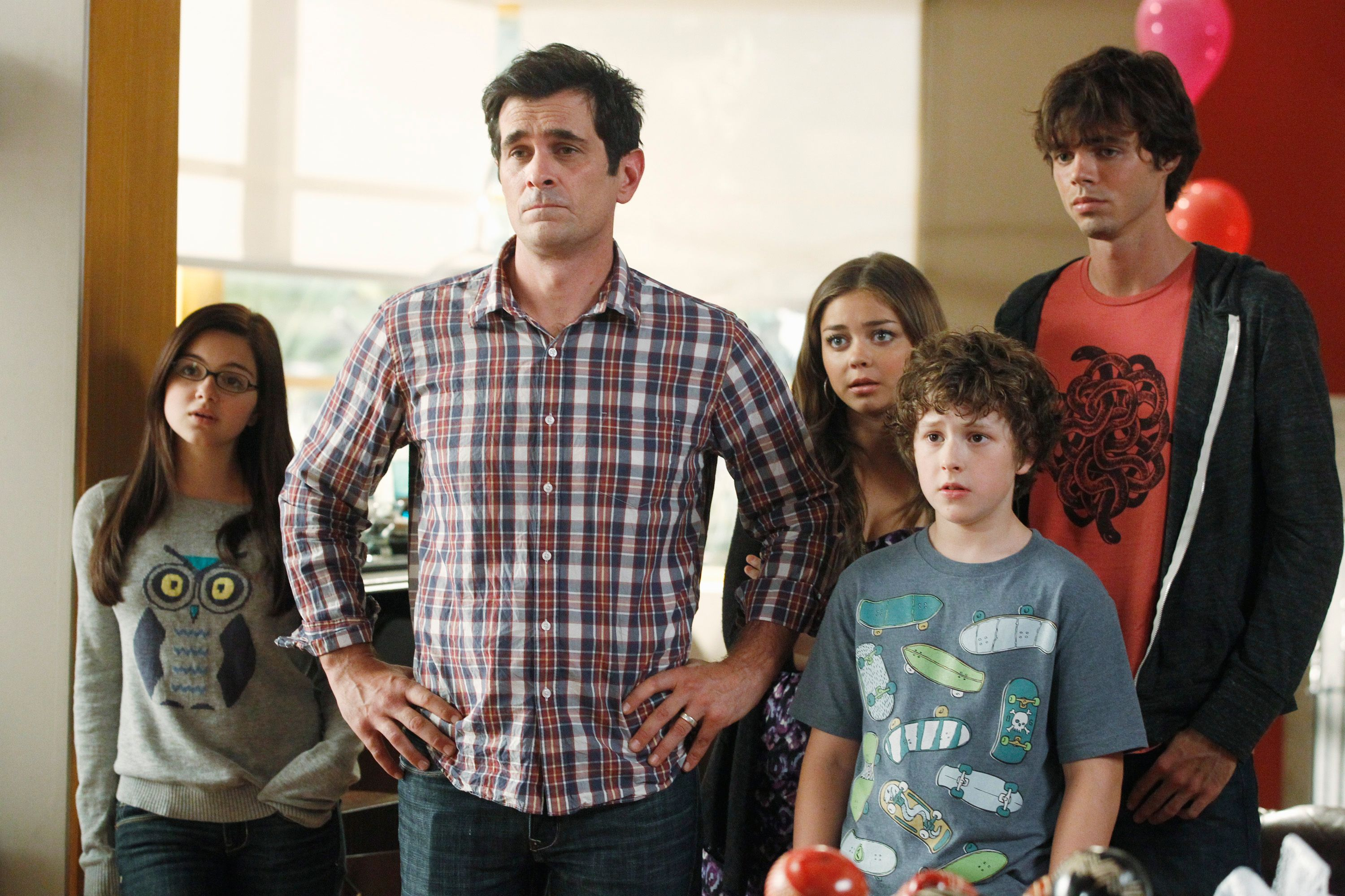A Modern Family modern family recap: a baby after all