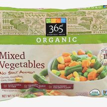 365 Everyday Value, Frozen Organic Mixed Vegetables, 16 Oz.