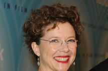 BEVERLY HILLS, CA - JUNE 16:  Actress Annette Bening arrives at the 2011 Women In Film Crystal + Lucy Awards with presenting sponsor PANDORA jewelry at the Beverly Hilton Hotel on June 16, 2011 in Beverly Hills, California.  (Photo by Jason Merritt/Getty Images for WIF)