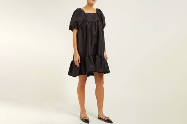 Cecilie Bahnsen Renee Faille Mini Dress
