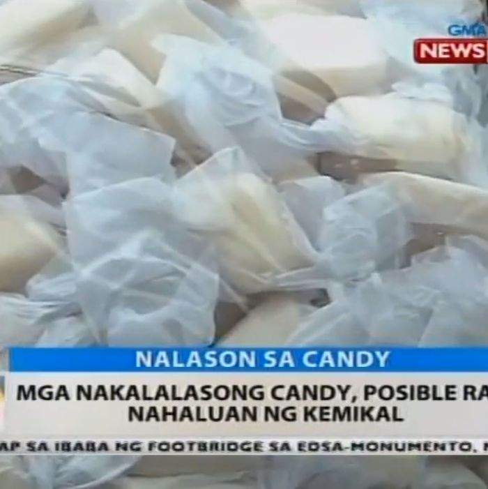2000 People Got Sick After Eating Poisoned Candy In The Philippines
