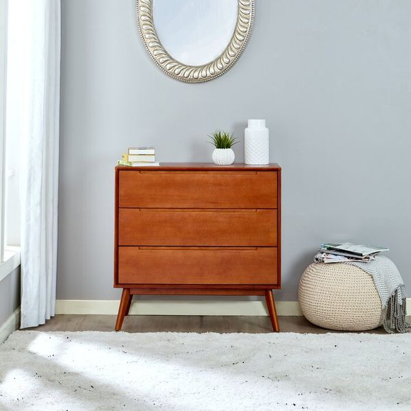 George Oliver Ordway Mid-Century 3-Drawer Chest