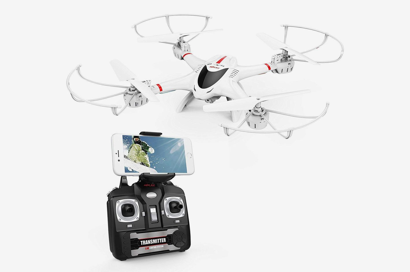DBPOWER X400W FPV RC Quadcopter Drone