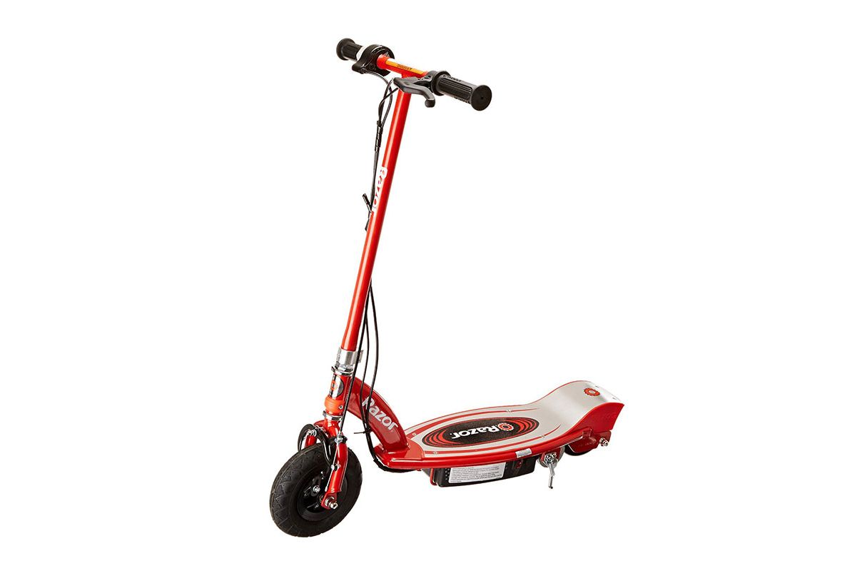 "9 YO 10YO 11 ""Electric scooters are so much better than the non-electric ones. I break those way too easily. Also, the electric ones go really fast. I'll ride on it for, ..."