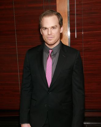 Michael C. Hall==Opening Night Curtain Call and After Party for