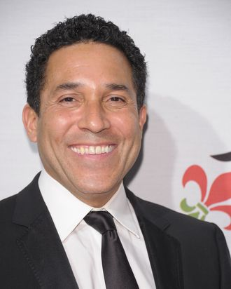 LOUISVILLE, KY - MAY 04: Actor Oscar Nunez attends the Unbridled Eve Gala at Galt House Hotel & Suites on May 4, 2012 in Louisville, Kentucky. (Photo by Michael Loccisano/Getty Images for Unbridled Eve)