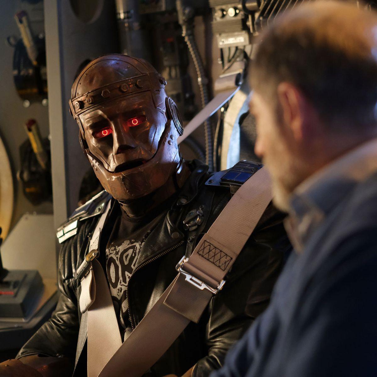 Doom Patrol Recap Season 2 Episode 6 Space Patrol
