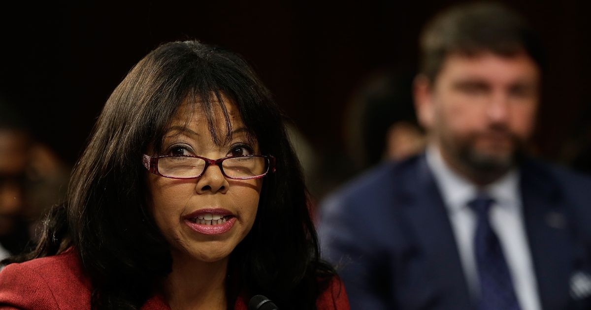 NRA President Says Gun Control Congresswoman Lucy McBath Only Won Because She Is 'a Minority Female'