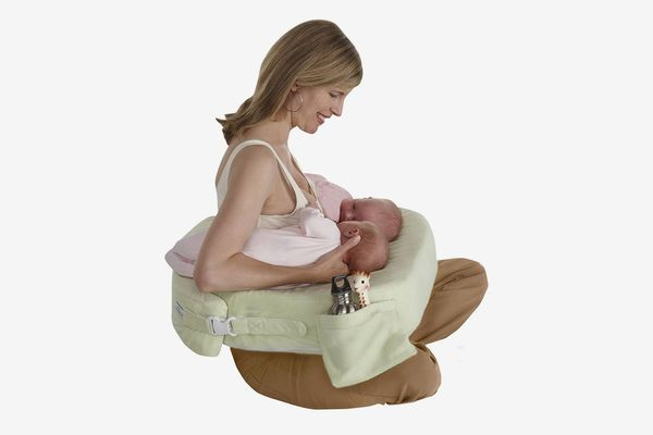 My Brest Friend Supportive Nursing Pillow For Twins