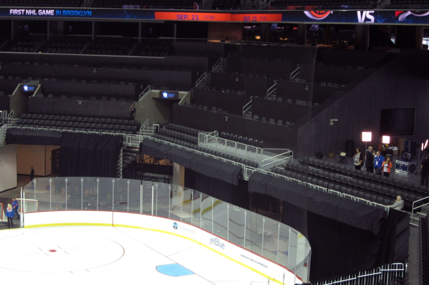 Everything You Need To Know About Barclays Centers Hockey
