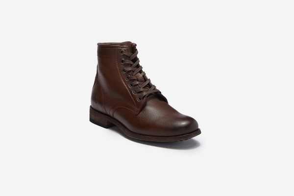Frye Tyler Leather Women's Lace Up Boot