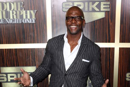 "Actor Terry Crews arrives at Spike TV's ""Eddie Murphy: One Night Only"" at the Saban Theatre on November 3, 2012 in Beverly Hills, California."