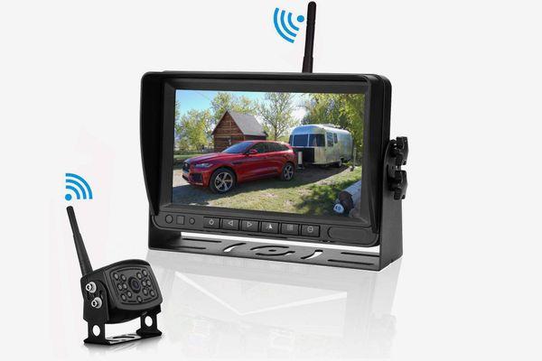 Amtifo Digital Wireless Backup Camera and 7'' Monitor