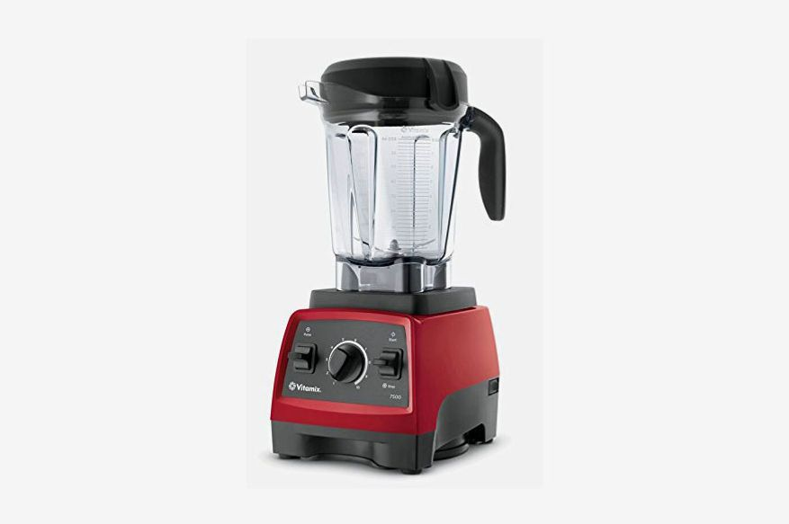 Vitamix Certified Reconditioned Next Generation Blender, Red