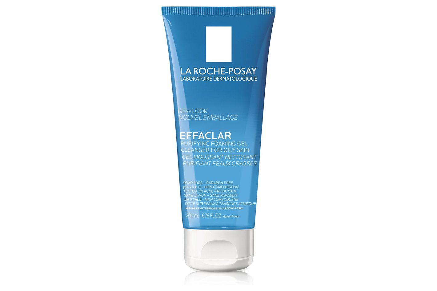 La Roche-Posay Effaclar Purifying Foaming Gel Face Wash Cleanser