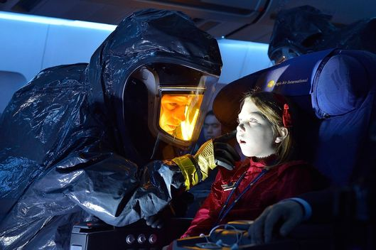 THE STRAIN -- Pictured: Cory Stoll as Ephraim Goodweather. CR. Michael Gibson/FX.