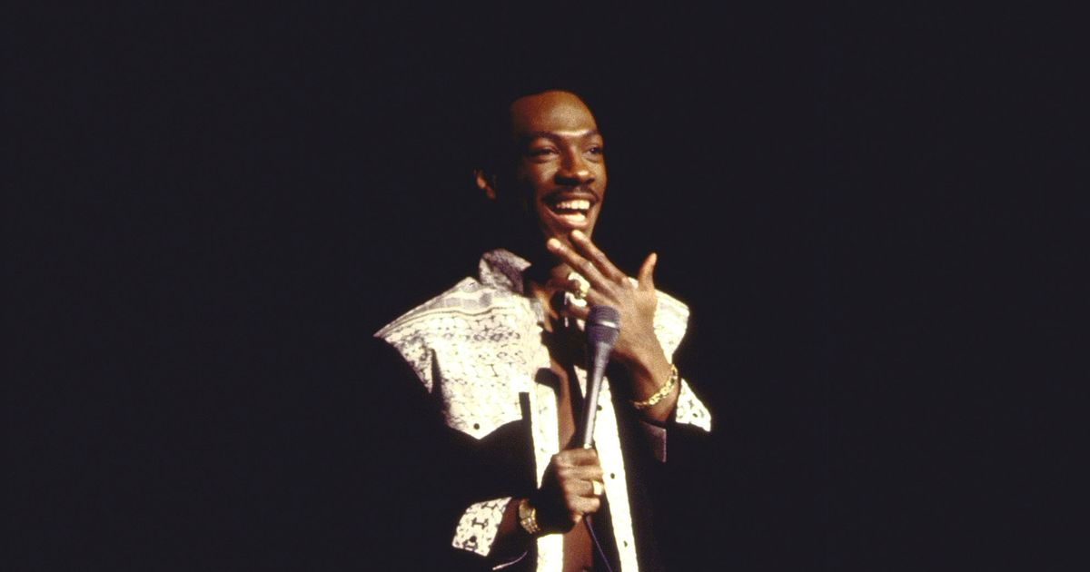 Eddie Murphy Wants to Return to Stand-up, But It Won't Be Easy