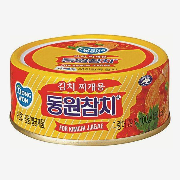 Dong Won Tuna In Kimchi Sauce