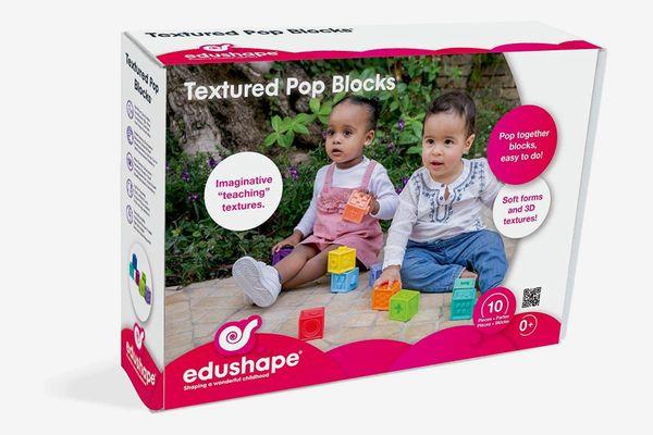 Edushape Textured Pop Blocks