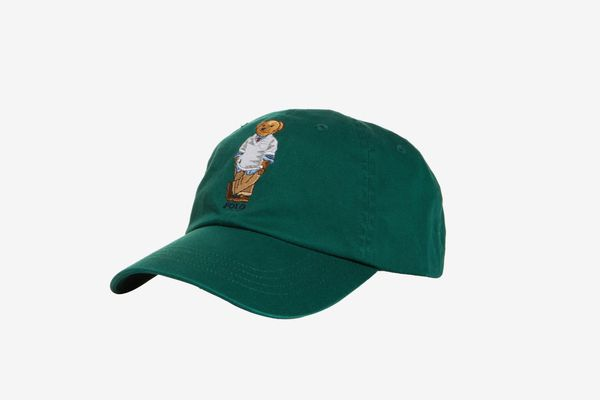 Polo Ralph Lauren Bear Twill Baseball Cap