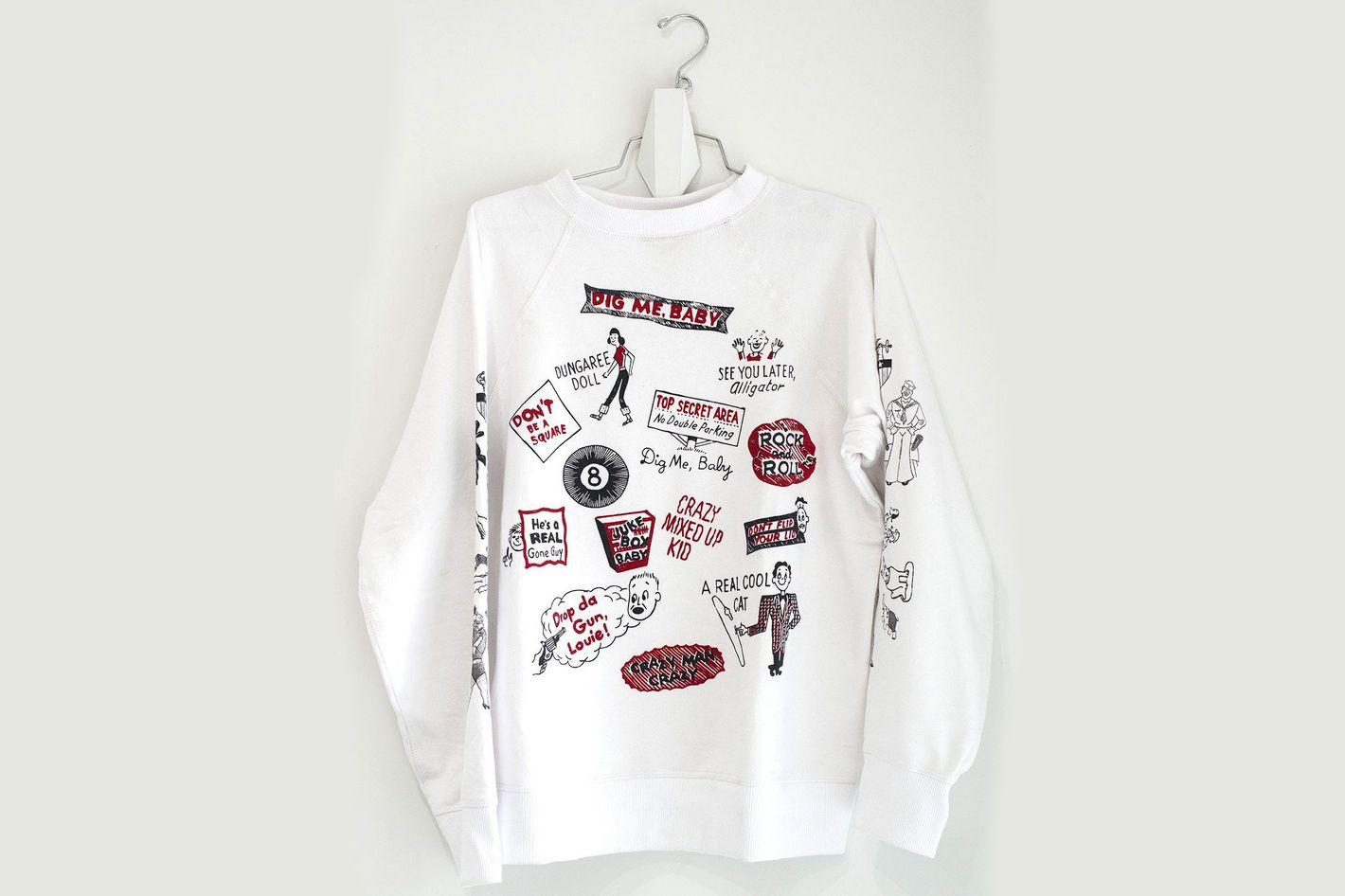 Judi Rosen #doowopforever Sweatshirt