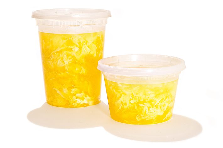 """""""This is the right moment for corn starch and store-bought chicken broth."""""""